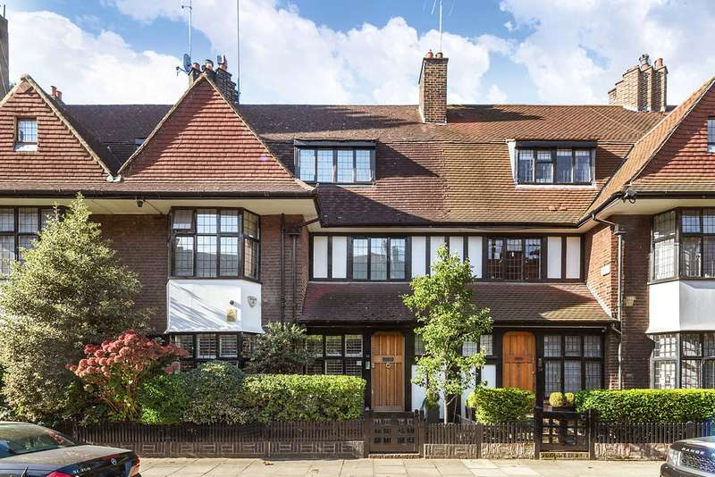 6 Bedrooms Terraced House for sale in Ormonde Gate, London, SW3