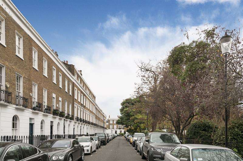 2 Bedrooms Flat for sale in Paultons House, Paultons Square, London, SW3