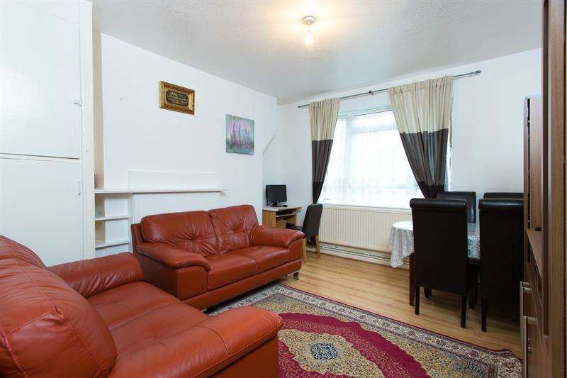 2 Bedrooms Flat for sale in Mackay House, White City Estate, London, W12
