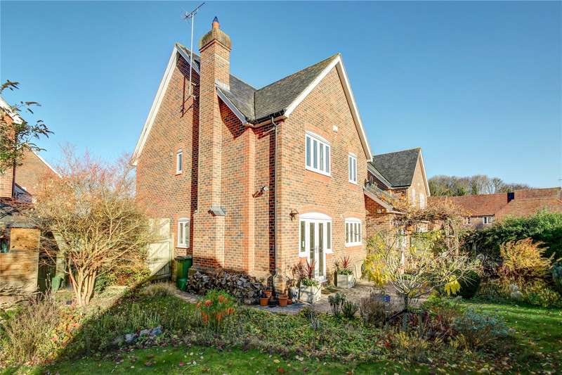 5 Bedrooms Detached House for sale in Sheepdown, East Ilsley, Newbury, Berkshire, RG20
