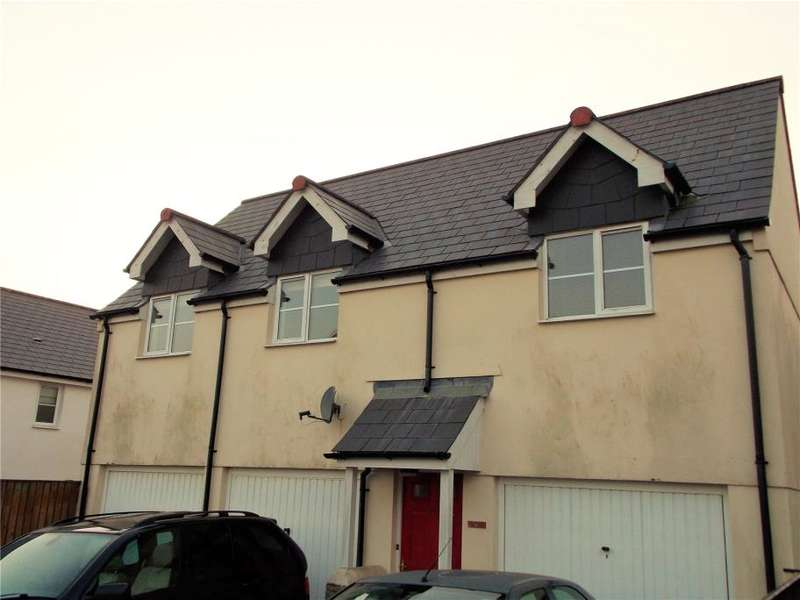 2 Bedrooms Flat for sale in Tregoning Drive, St Austell