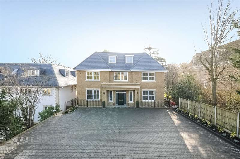 3 Bedrooms Duplex Flat for sale in Flat 5, 91 Ducks Hill Road, Northwood, Middlesex, HA6