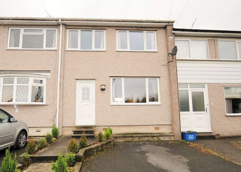 3 Bedrooms Terraced House for sale in Blea Tarn Close, Kendal