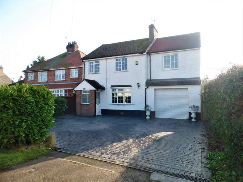 3 Bedrooms Detached House for sale in Kirby Cross