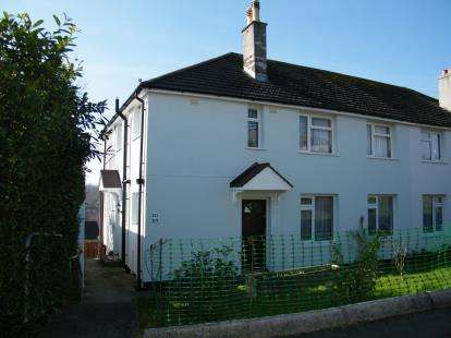 2 Bedrooms Flat for sale in Whitleigh, Plymouth, Devon
