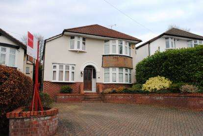 4 Bedrooms Detached House for sale in Waterloo Road, Bramhall, Stockport, Cheshire