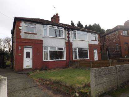 3 Bedrooms Semi Detached House for sale in Ludlow Avenue, Whitefield, Manchester, Greater Manchester