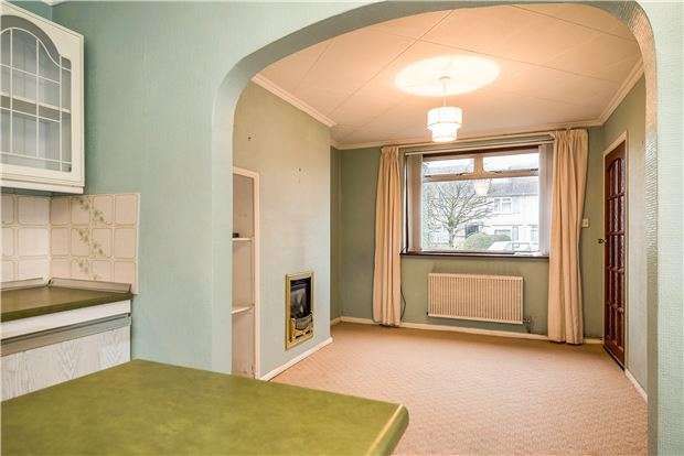 3 Bedrooms Terraced House for sale in Lewell Avenue, Marston, Oxford, OX3 0RL