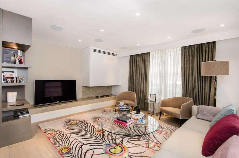 3 Bedrooms House for sale in Regency Terrace, South Kensington, SW7
