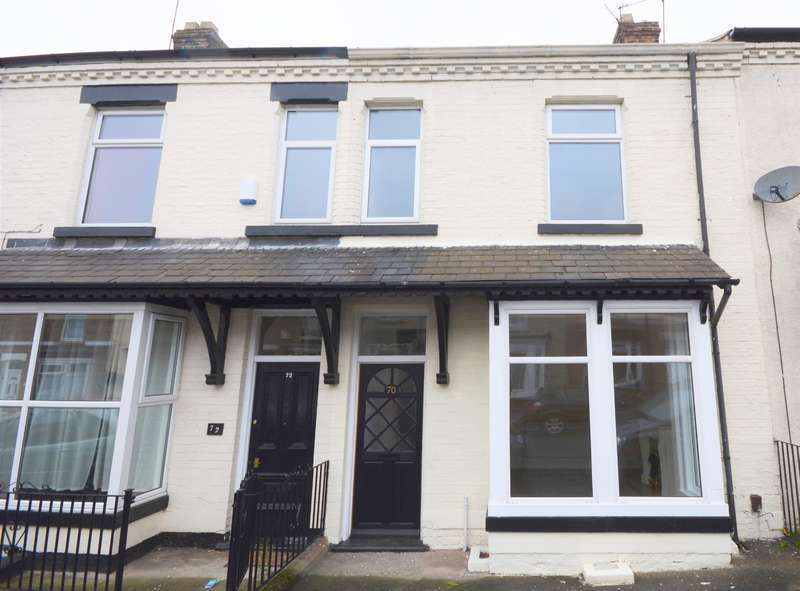 3 Bedrooms Terraced House for sale in Park Lane, Darlington, DL1 5AF
