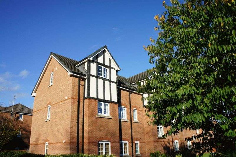 1 Bedroom Flat for sale in Clough Court, Nantwich