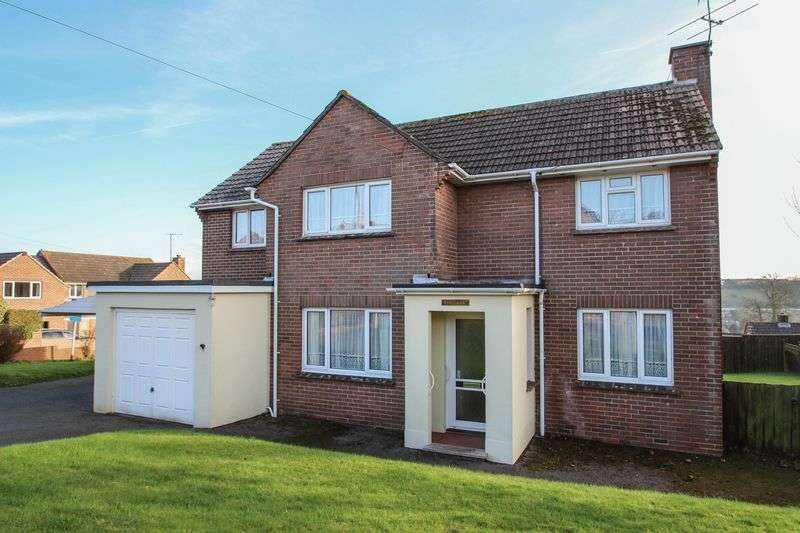 4 Bedrooms Detached House for sale in 6 Okefield Avenue, Crediton