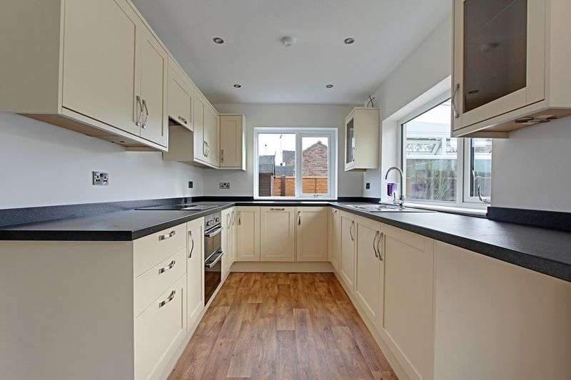 2 Bedrooms Detached Bungalow for sale in Martins Road, Ulceby