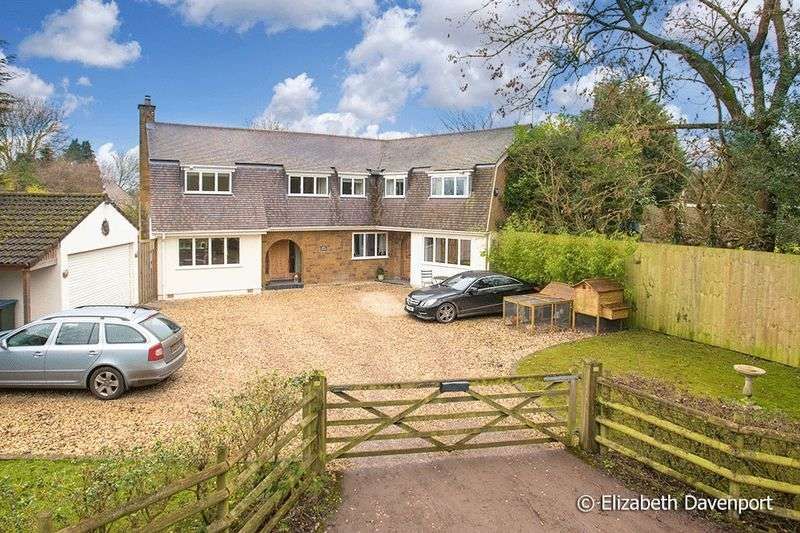 5 Bedrooms Detached House for sale in Cromwell Lane, Burton Green