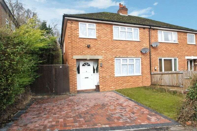 3 Bedrooms Semi Detached House for sale in Bookerhill Road, High Wycombe