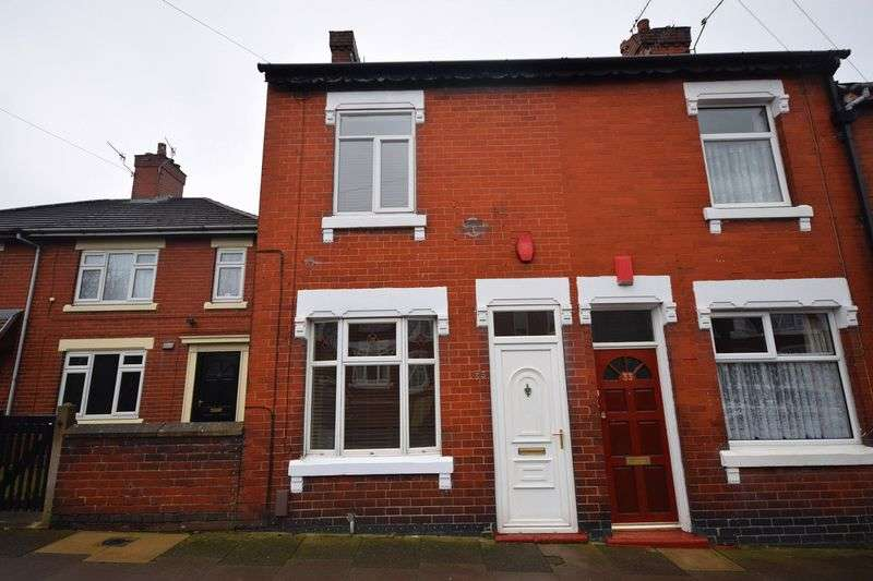 2 Bedrooms Terraced House for sale in Warrington Street, Fenton