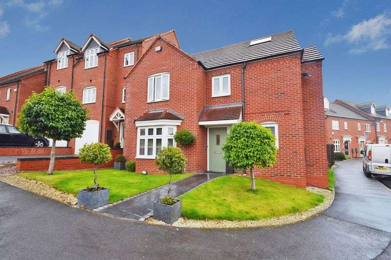 5 Bedrooms Detached House for sale in Chillington Way, Norton Heights