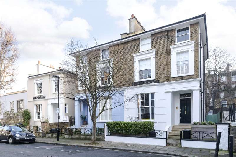 3 Bedrooms Flat for sale in Monmouth Road, London, W2