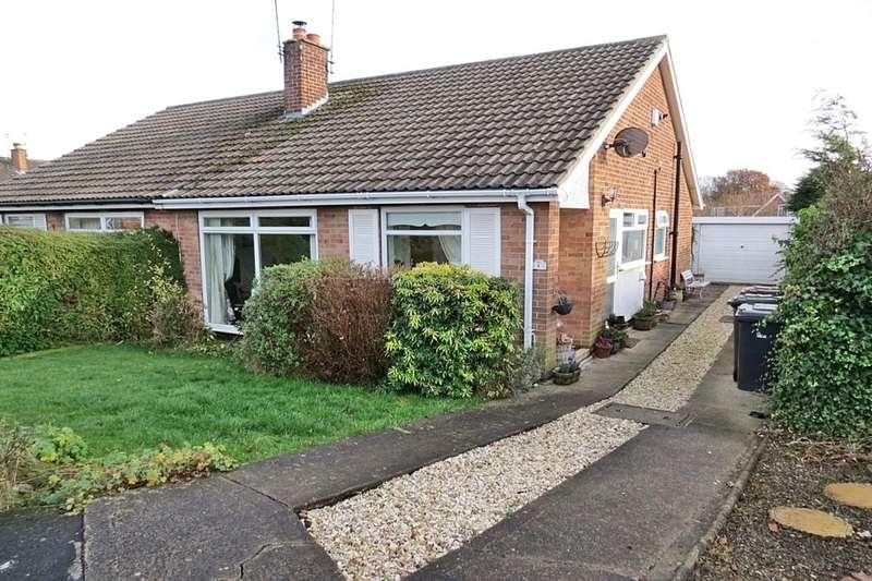 2 Bedrooms Semi Detached Bungalow for sale in Linton Close, Leeds, LS17