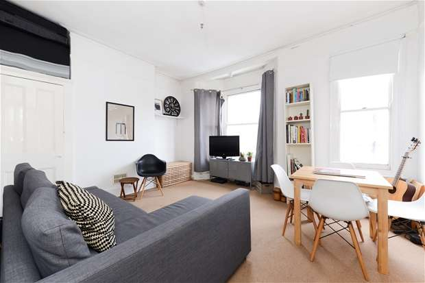 2 Bedrooms Flat for sale in Ivanhoe Road, Camberwell