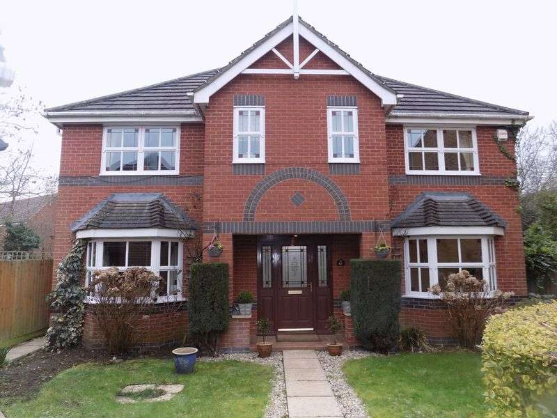 5 Bedrooms Detached House for sale in Capesthorne Drive, Haydon Wick