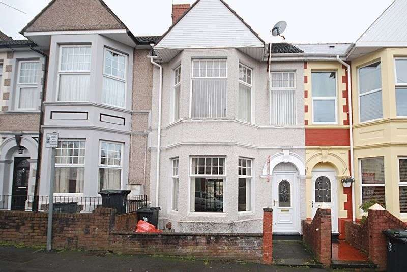 3 Bedrooms Terraced House for sale in Walmer Road, off Chepstow Road