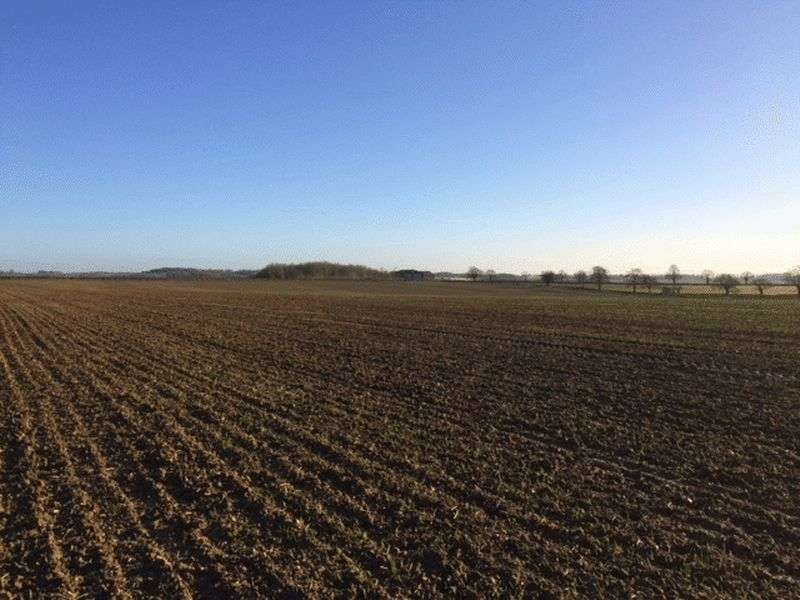 Property for sale in 29.13 Acres, High Hameringham, Horncastle