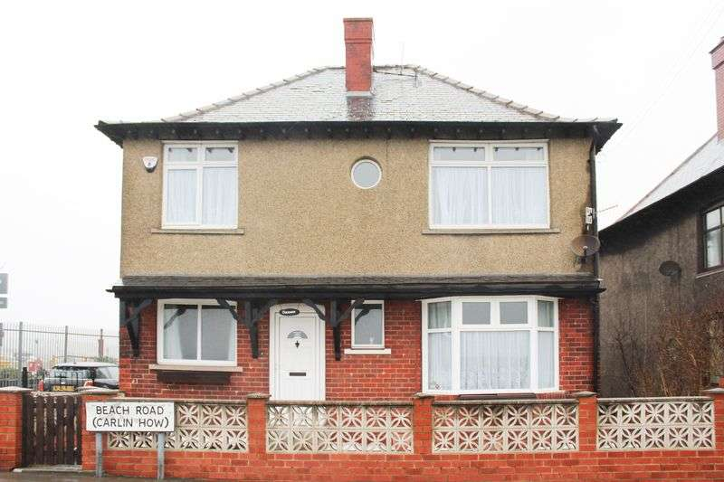 4 Bedrooms Detached House for sale in Beach Road, Carlin How