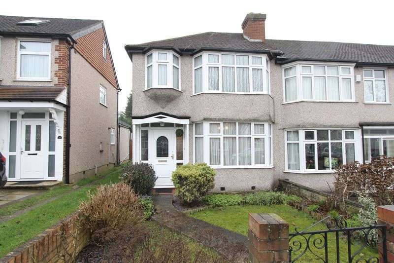 3 Bedrooms Terraced House for sale in Molesey Drive, Sutton