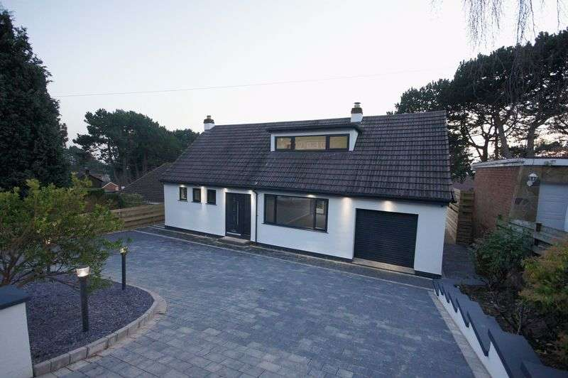 4 Bedrooms Detached House for sale in Warren Way, Lower Heswall