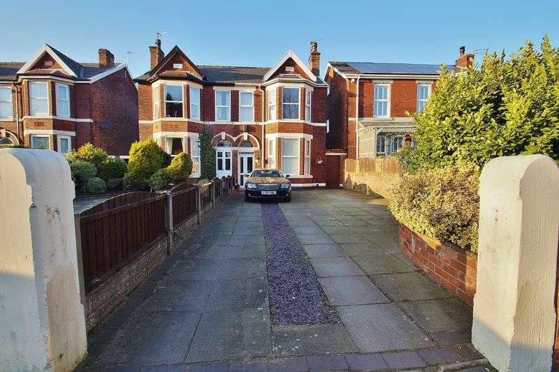 3 Bedrooms Semi Detached House for sale in Morven Grove, Southport