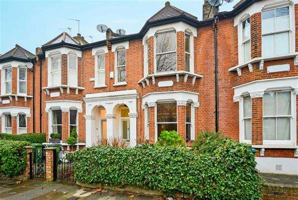 4 Bedrooms House for sale in St John's Park, London