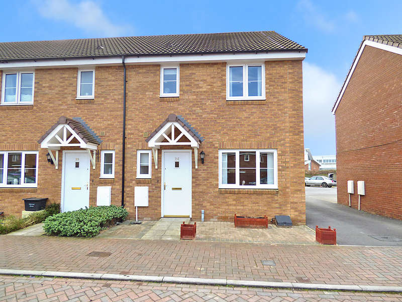 3 Bedrooms End Of Terrace House for sale in Sandalwood Road, Westbury