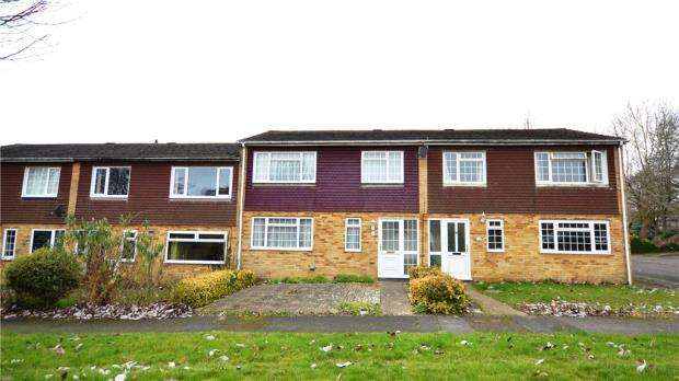 3 Bedrooms Terraced House for sale in Harlech Close, Basingstoke, Hampshire