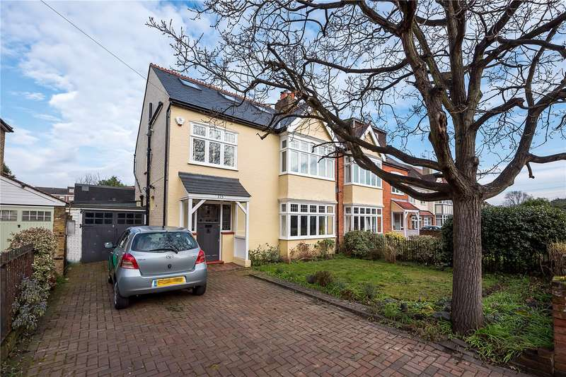 5 Bedrooms Semi Detached House for sale in Teddington Park Road, Teddington, TW11