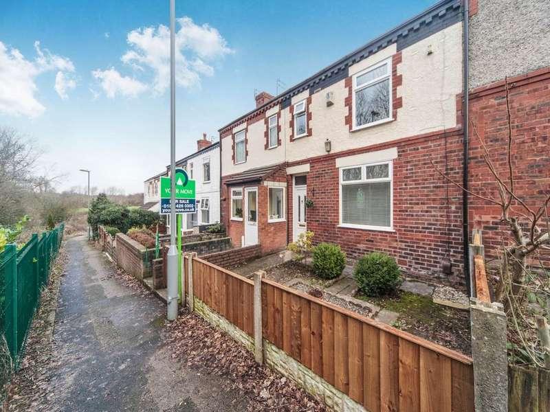 3 Bedrooms Property for sale in Cronton Avenue, Whiston, Prescot, L35