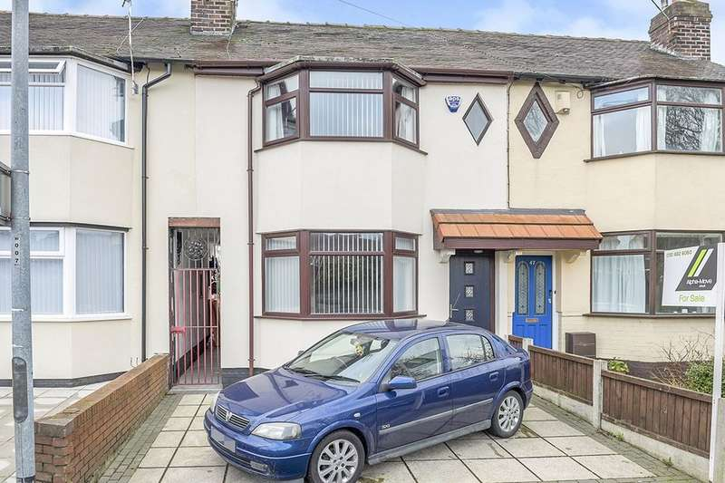 2 Bedrooms Property for sale in Greenes Road, Whiston, Prescot, L35