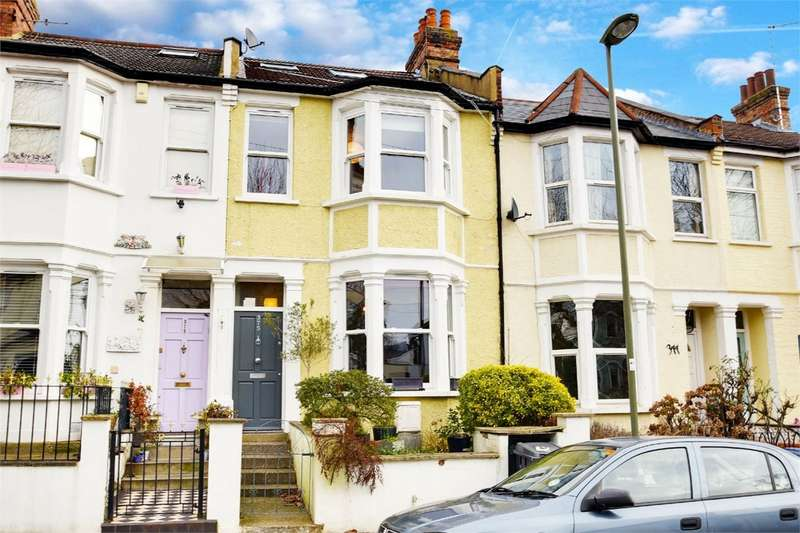 4 Bedrooms Terraced House for sale in Long Lane, East Finchley, London