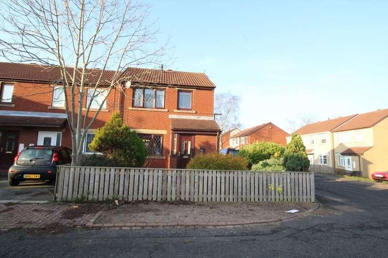 3 Bedrooms Semi Detached House for sale in Hawthorn Drive, Dunston, Gateshead, NE11