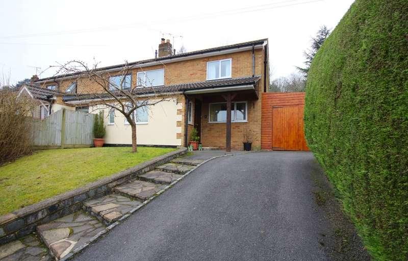 2 Bedrooms Semi Detached House for sale in Crisp Road, Henley-On-Thames, RG9