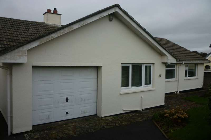 3 Bedrooms Detached Bungalow for sale in Tremayne Road, Carharrack, Redruth, TR16
