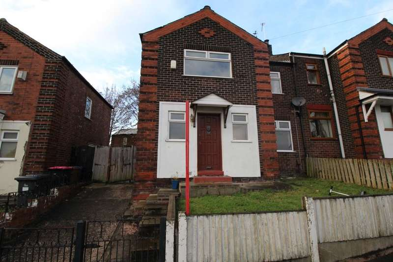 3 Bedrooms Semi Detached House for sale in Clively Avenue, Clifton,Swinton, Manchester, M27