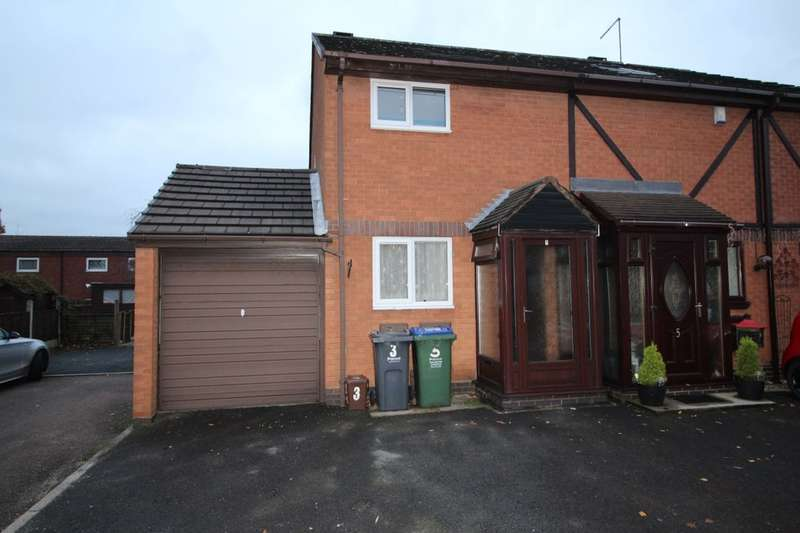 2 Bedrooms Semi Detached House for sale in Nash Close, Rowley Regis, B65
