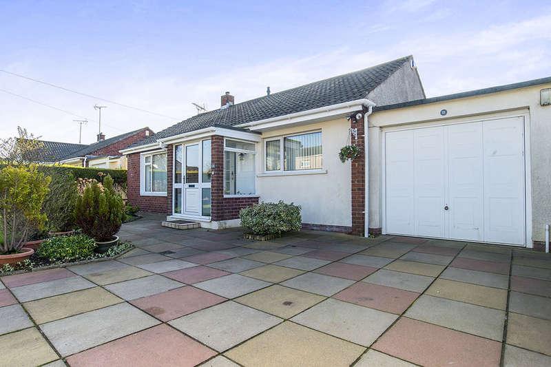 2 Bedrooms Detached Bungalow for sale in Lowca Lane, Seaton, Workington, CA14