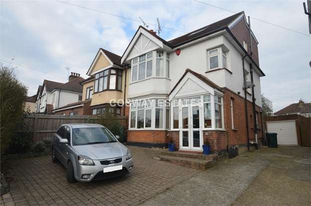 4 Bedrooms Semi Detached House for sale in Bunns Lane, London