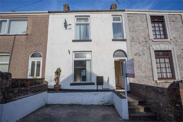 2 Bedrooms Terraced House for sale in Whitestone Lane, Newton, Swansea, West Glamorgan