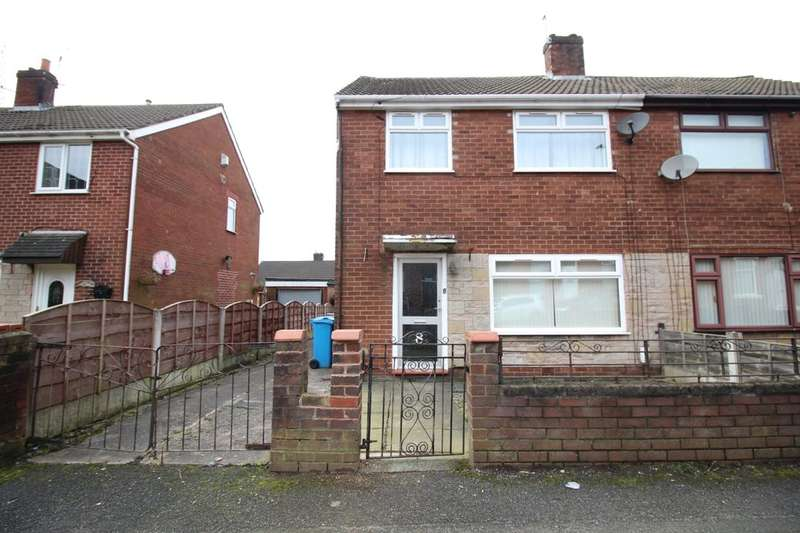3 Bedrooms Semi Detached House for sale in Gorton Street, Chadderton, Oldham, OL9