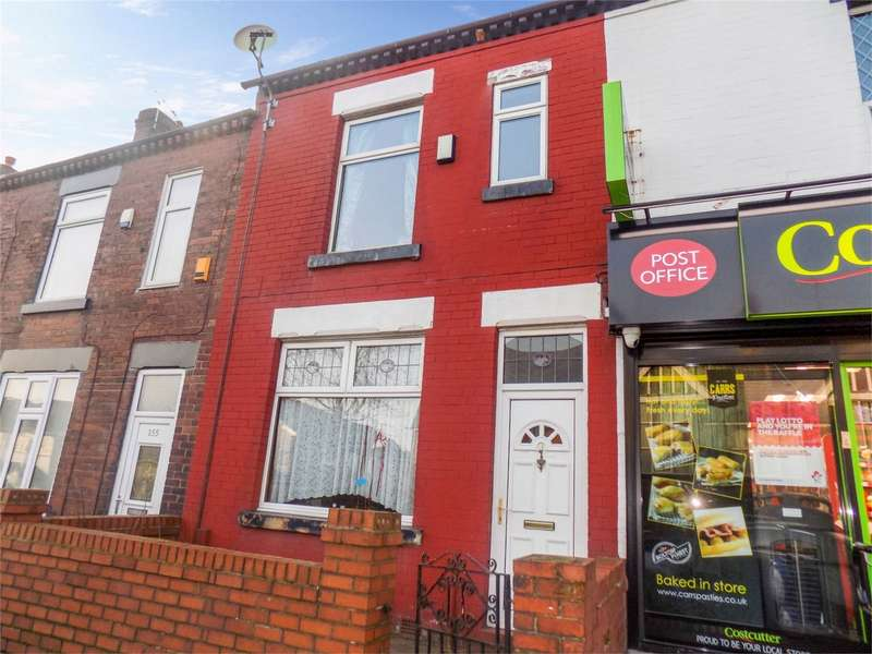 3 Bedrooms Terraced House for sale in Plodder Lane, Farnworth, Bolton, Lancashire