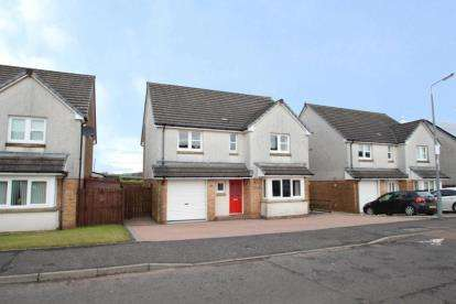 4 Bedrooms Detached House for sale in Millbarr Grove, Barrmill