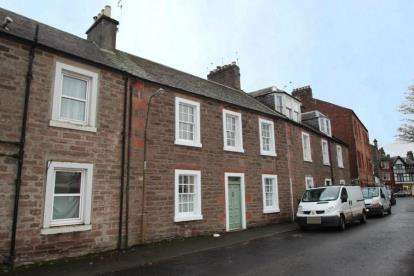 3 Bedrooms Terraced House for sale in King Street, Doune